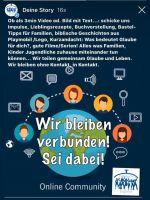 """Bild 0 für Bezirksjugend-Aktion: """"Wir bleiben verbunden"""""""