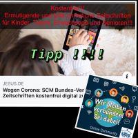 """Bild 0 für Bezirksjugend-Aktion: """"Wir bleiben verbunden"""" Zeitschriften digital kostenlos"""