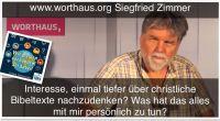 """Bild 0 für Bezirksjugend-Aktion: """"Wir bleiben verbunden"""" Beitrag WORTHAUS"""